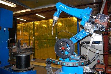 Svetsrobot